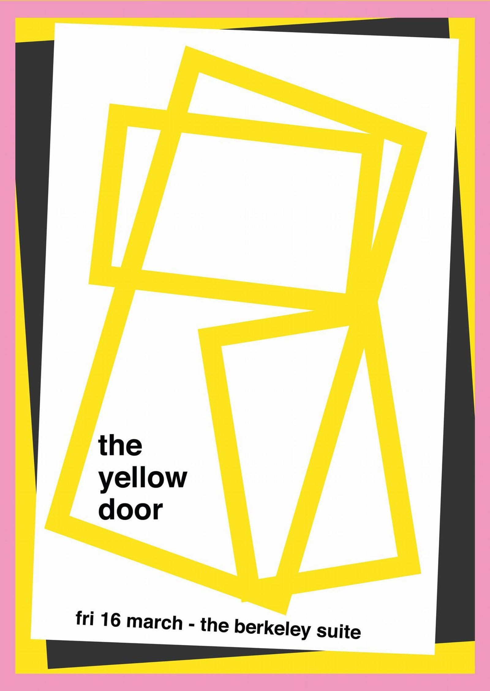 The Yellow Door