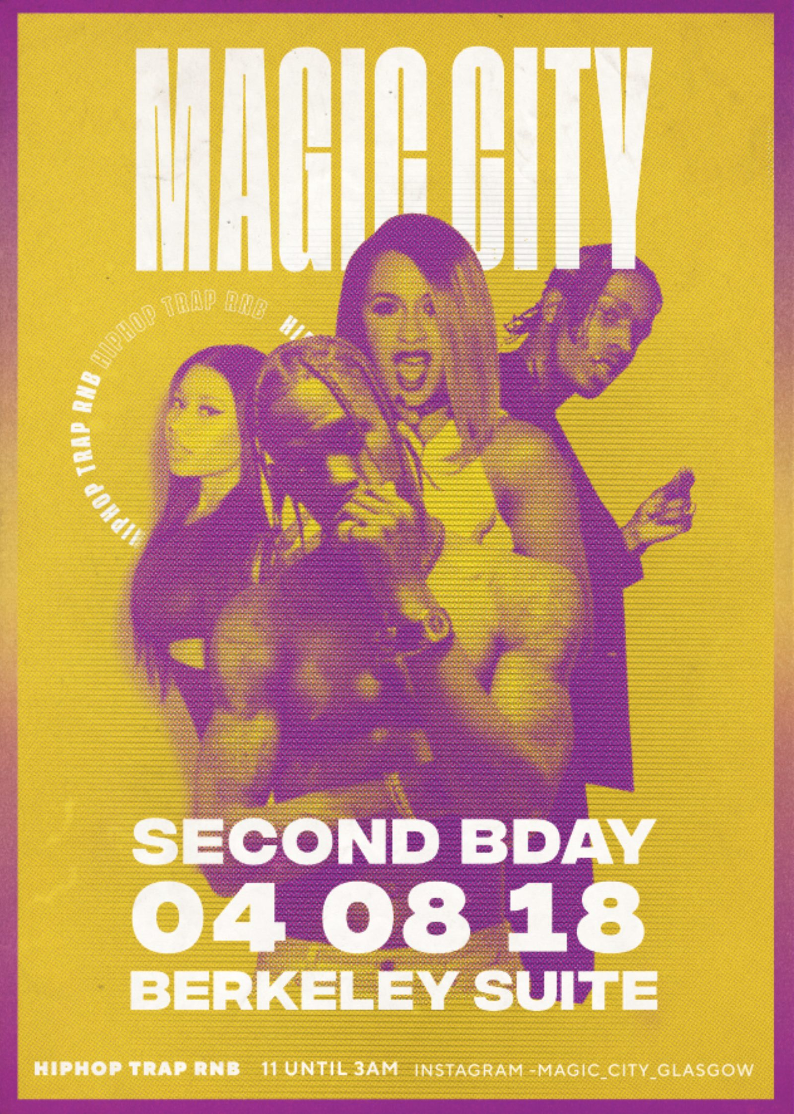 Magic City - Second Birthday
