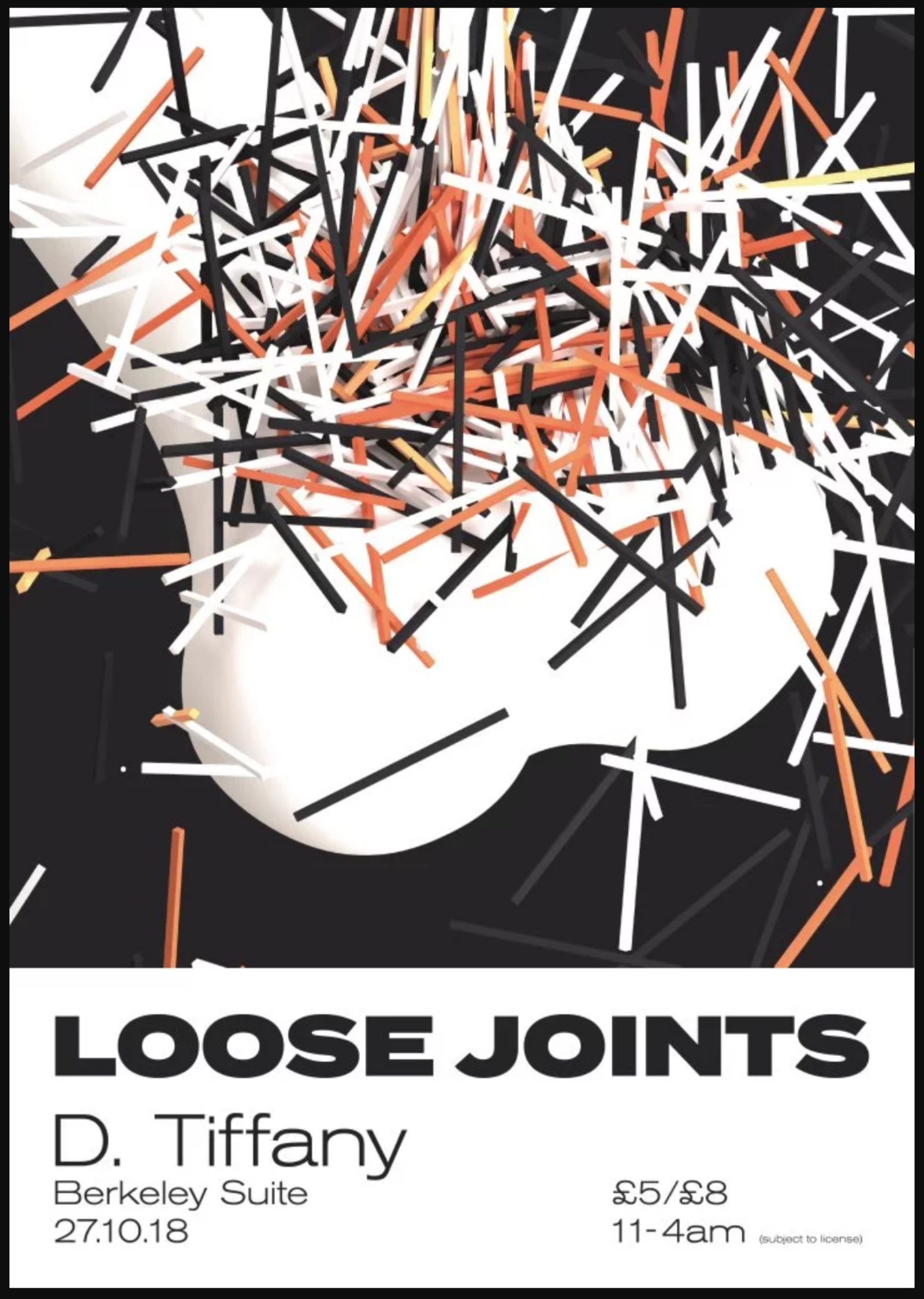 Loose Joints Halloween with D. Tiffany