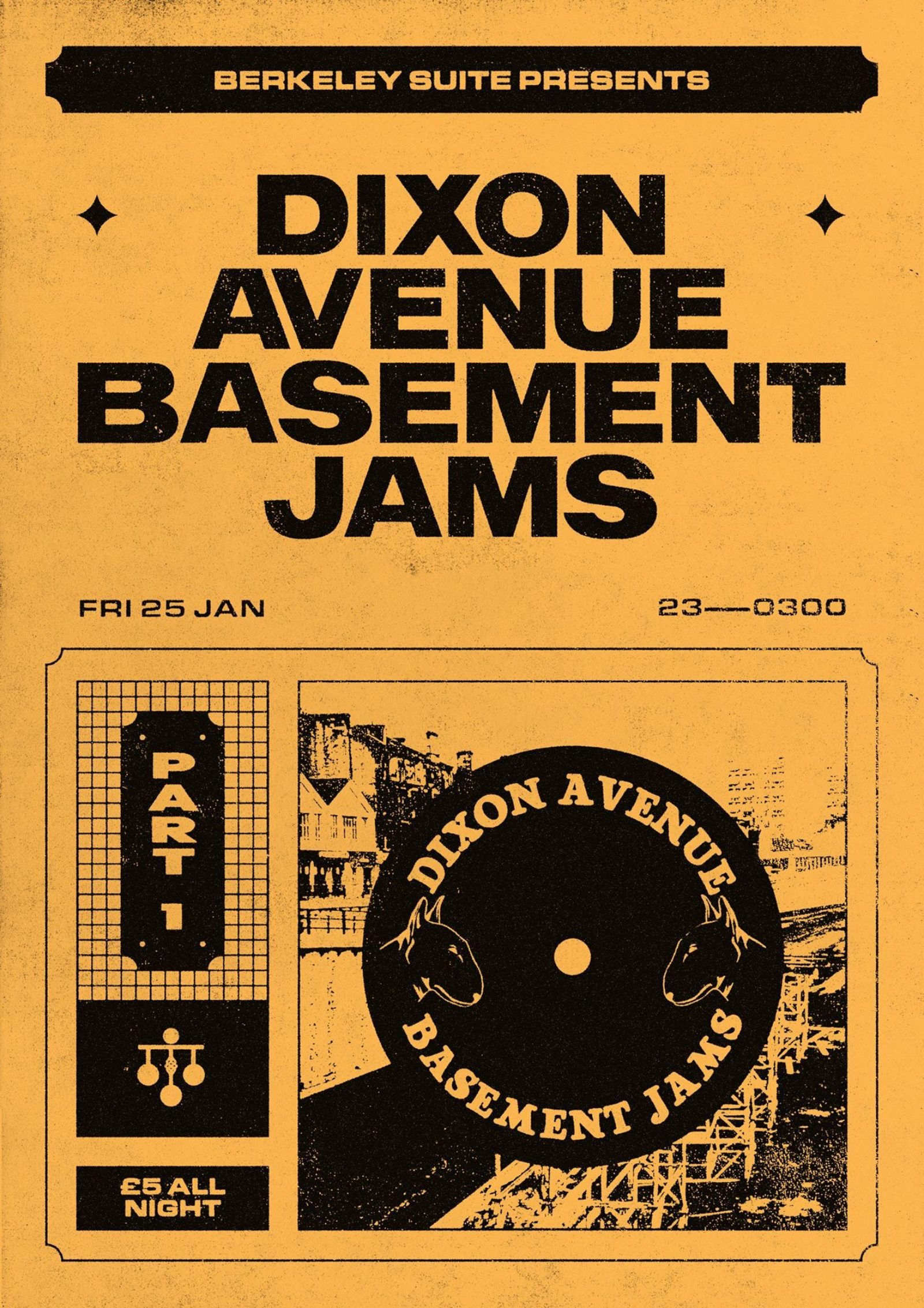Dixon Avenue Basement Jams
