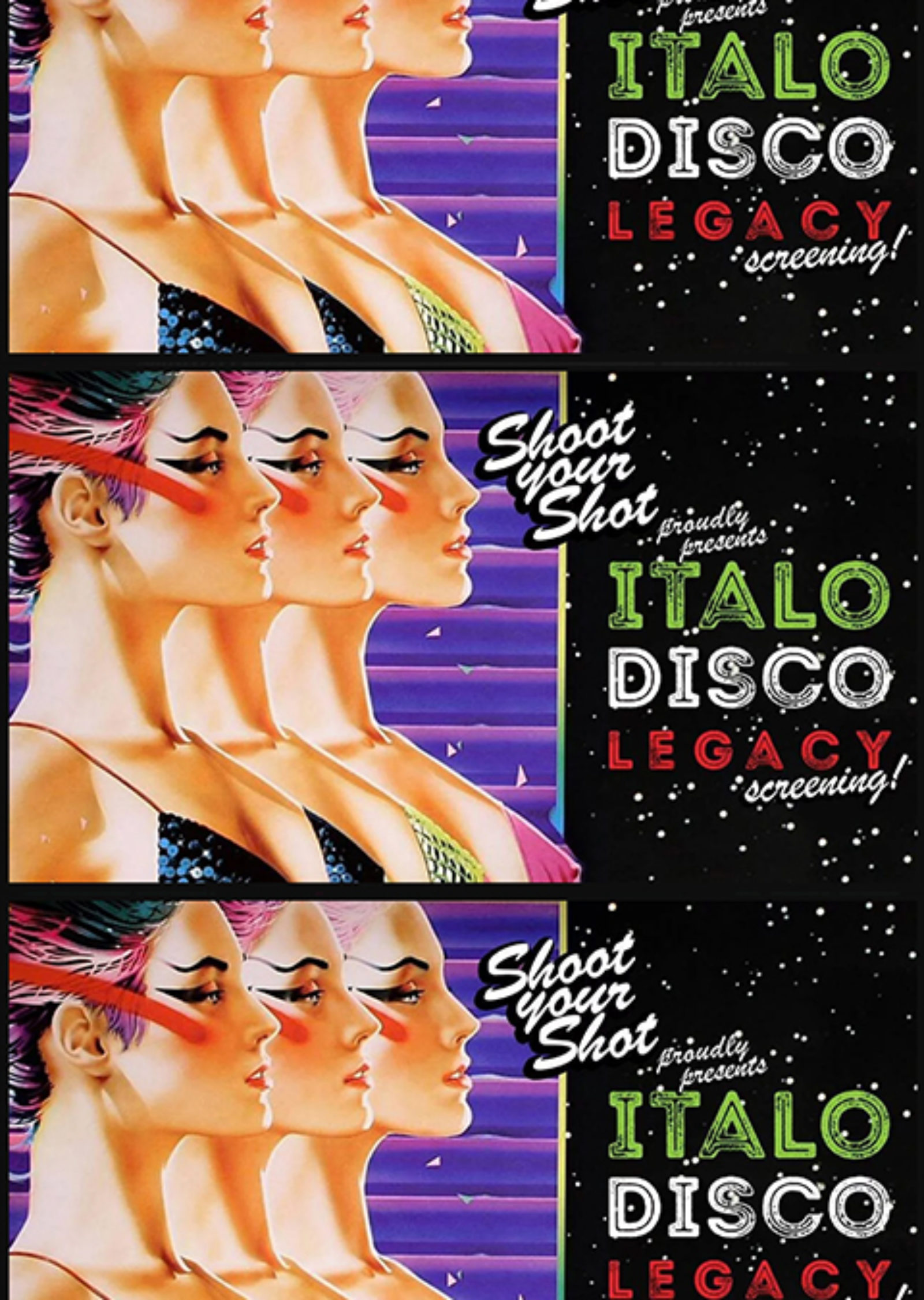 Italo Disco Legacy Screening