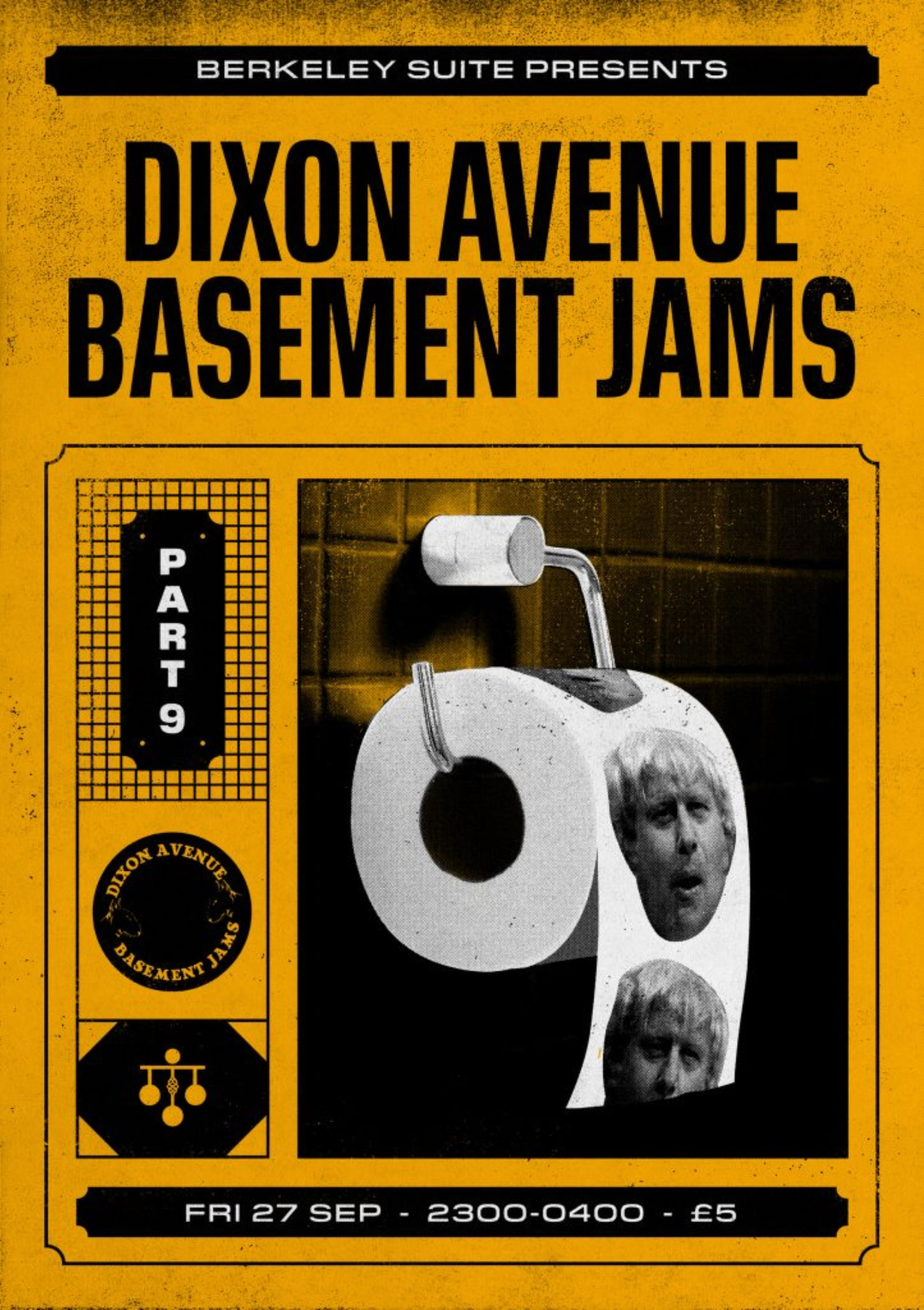 Dixon Avenue Basement Jams (All Night Long)