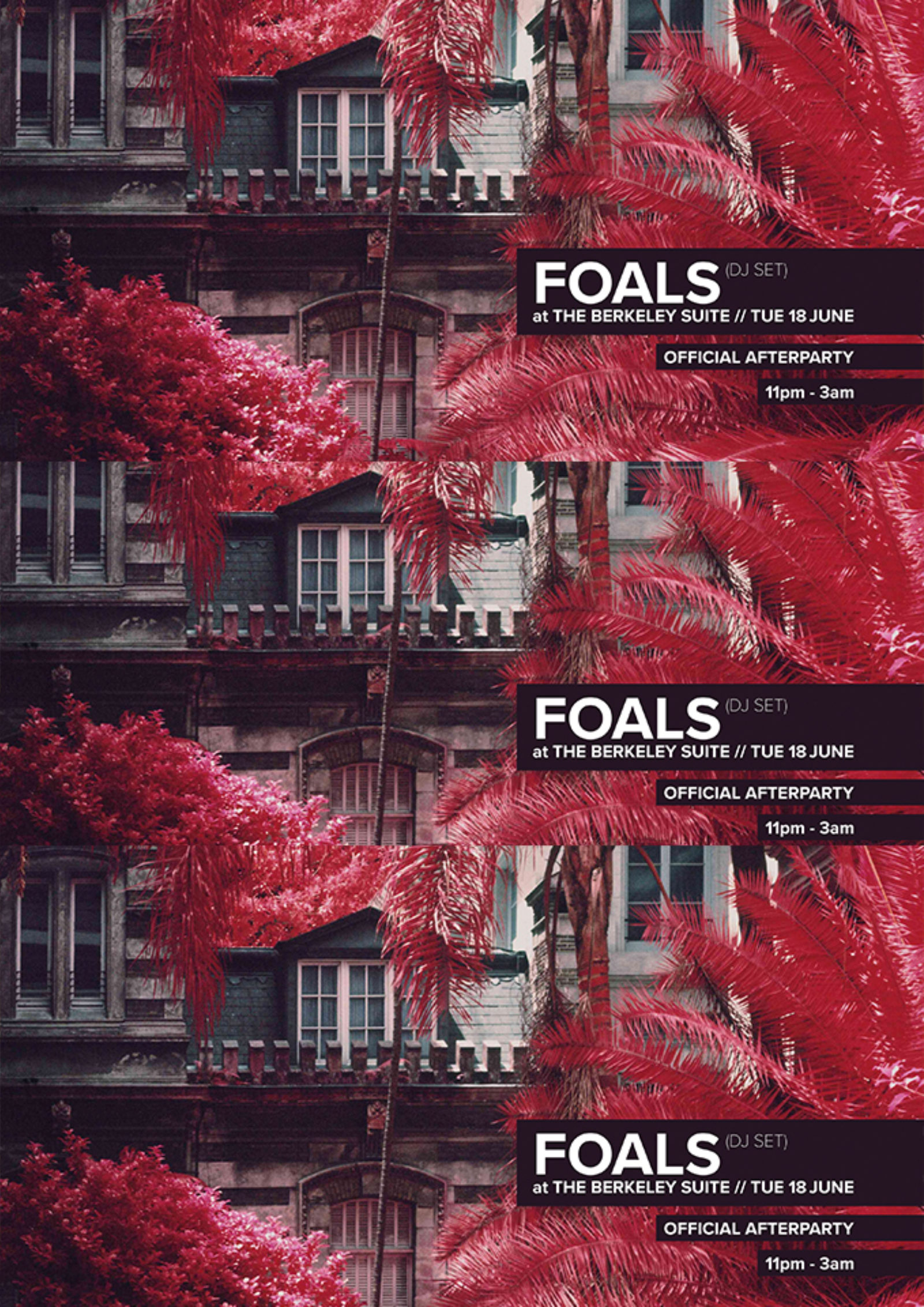 FOALS (ALL NIGHT LONG)