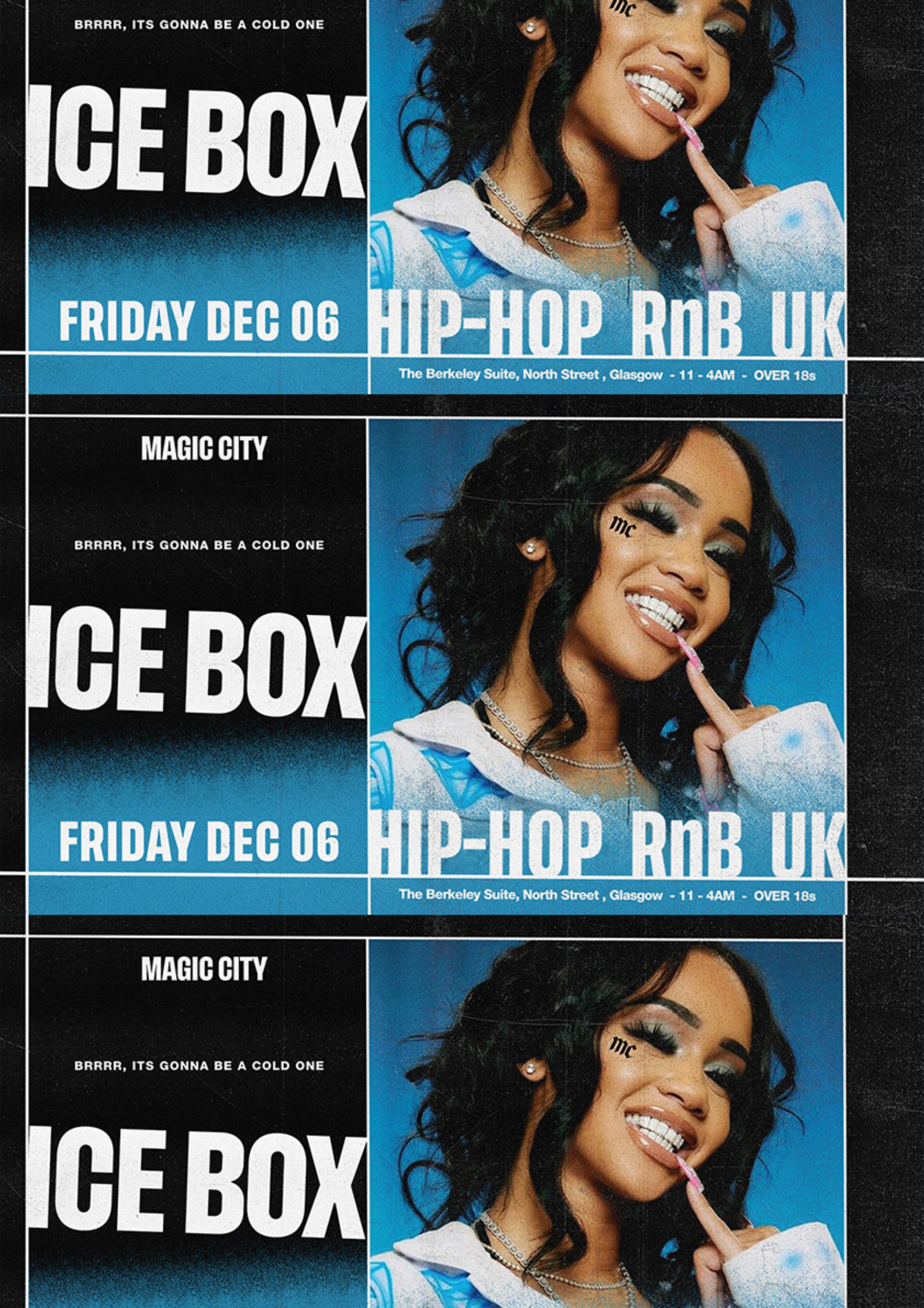 Magic City - ICE BOX