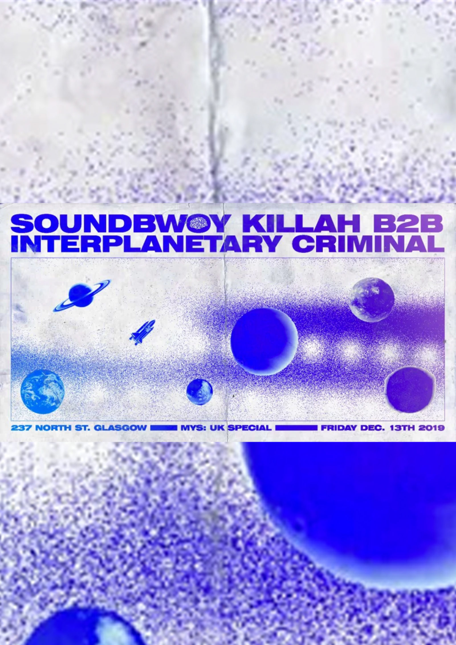 MYS - Soundbwoy Killah B2B Interplanetary Criminal