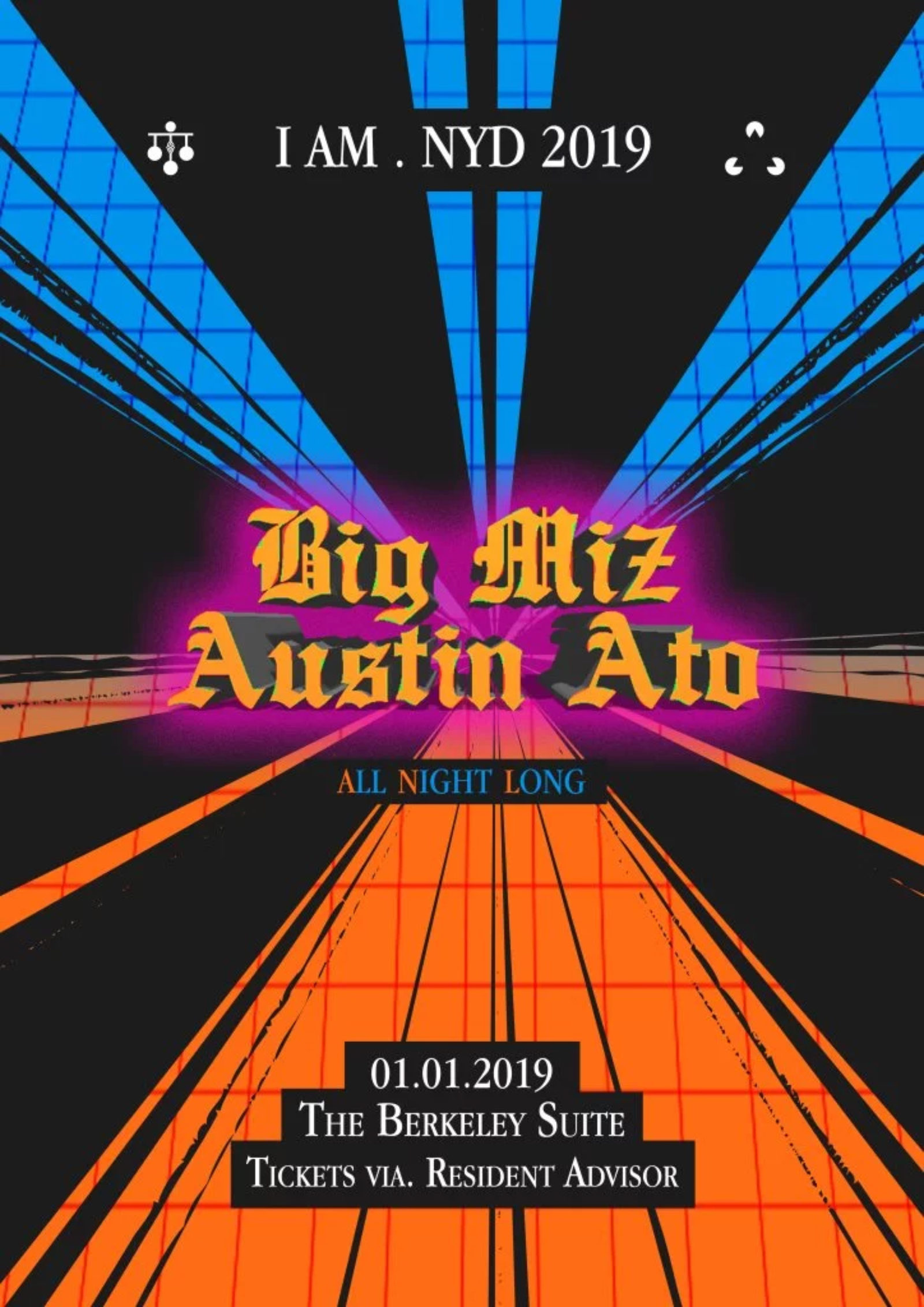 I AM NYD - Big Miz & Austin Ato