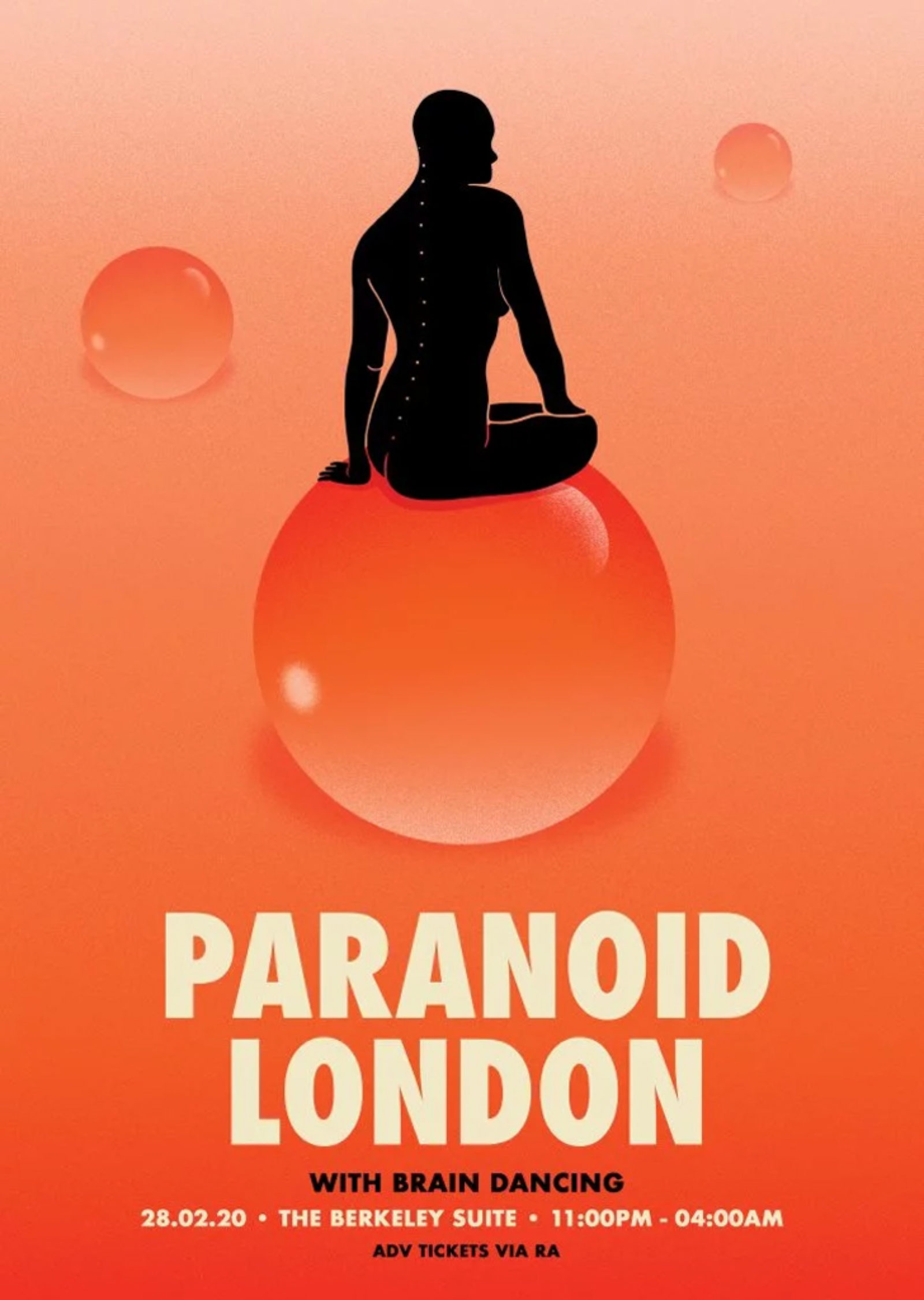 Paranoid London & Brain Dancing