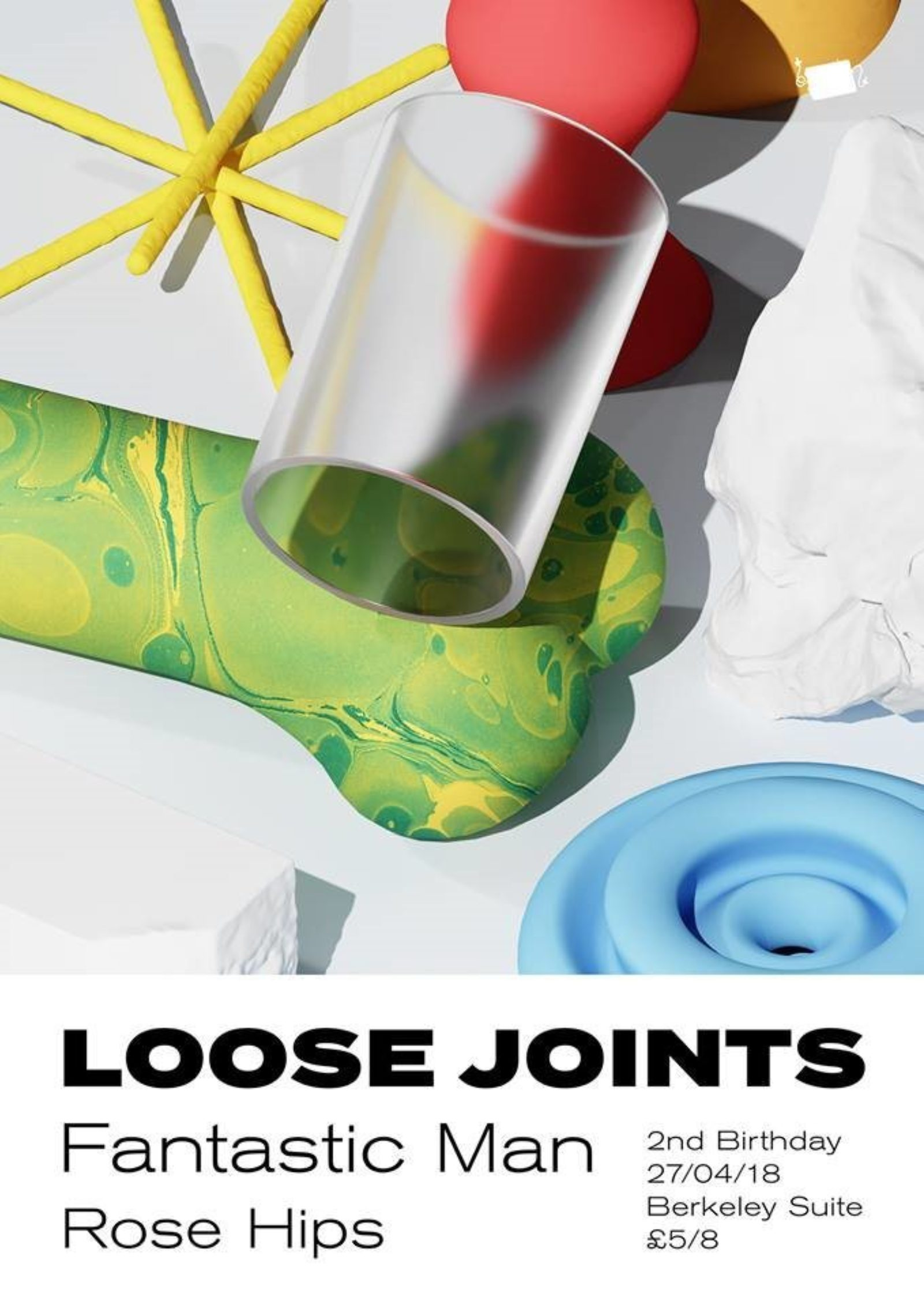 Loose Joints with Fantastic Man