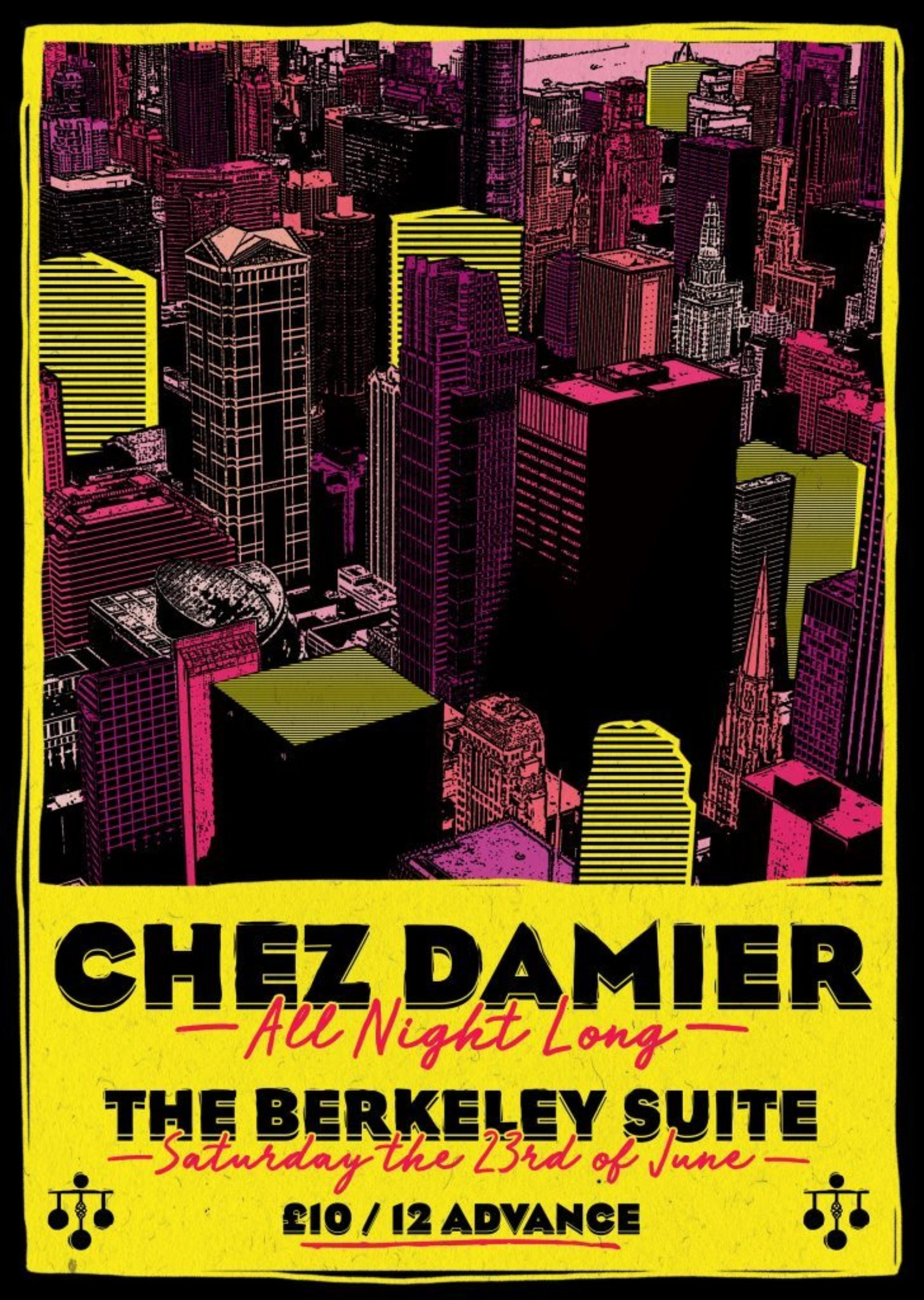 Chez Damier (All Night Long)