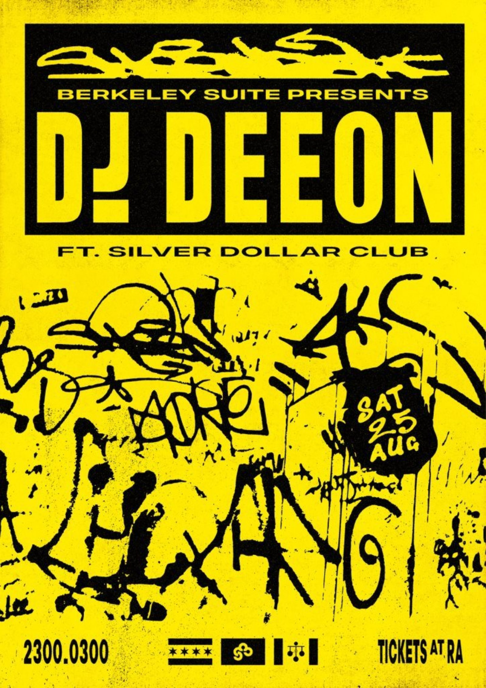 DJ Deeon (Dance Mania / Numbers)