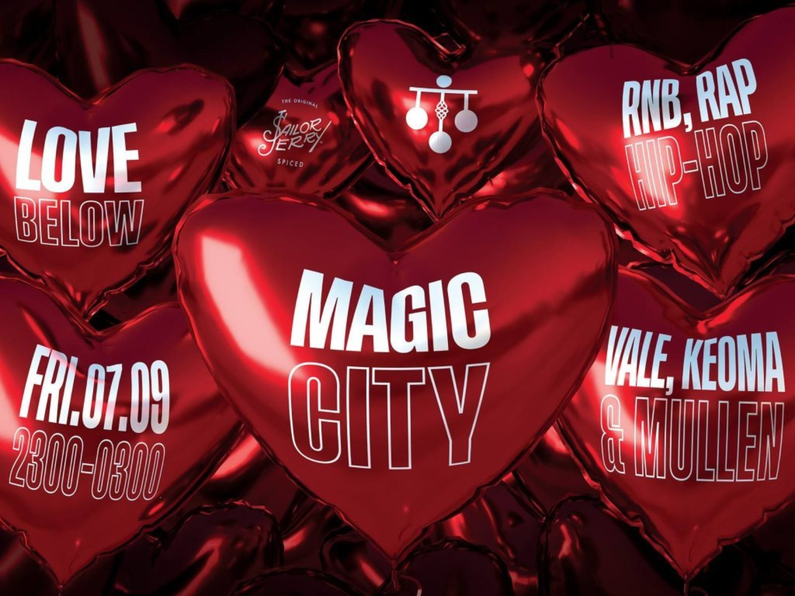 Magic City - The Love Below