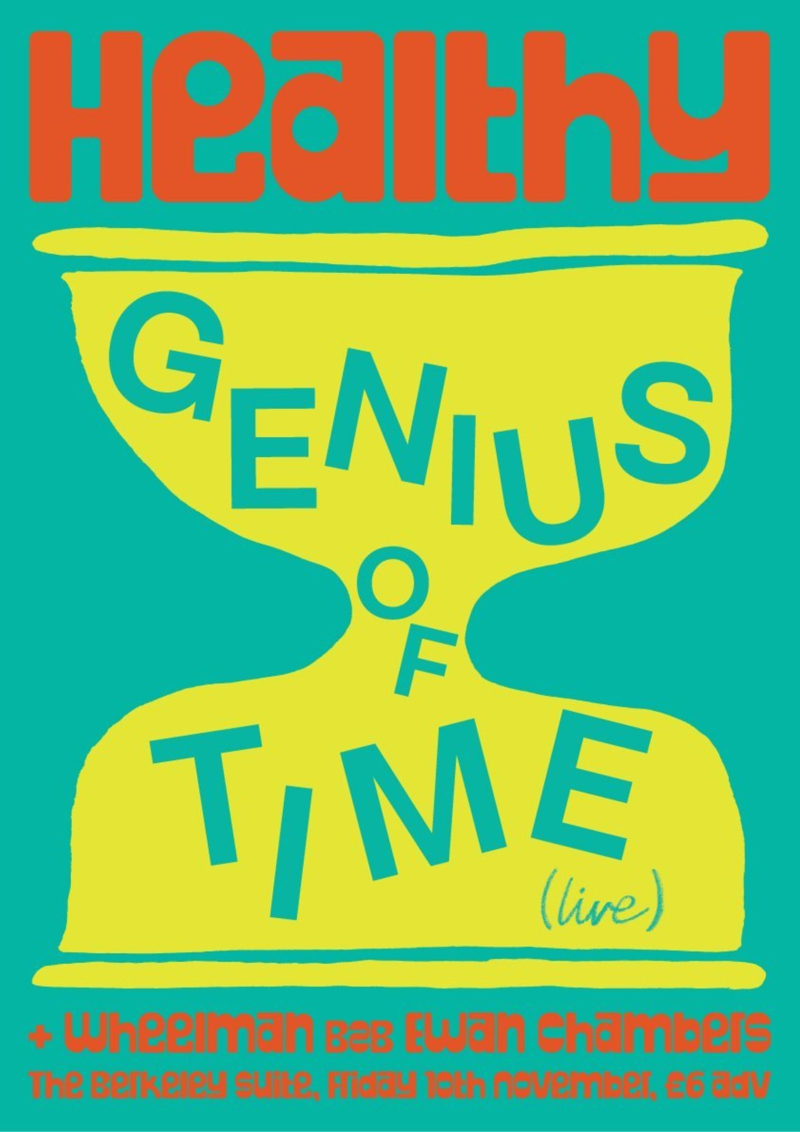 Healthy - Genius of Time
