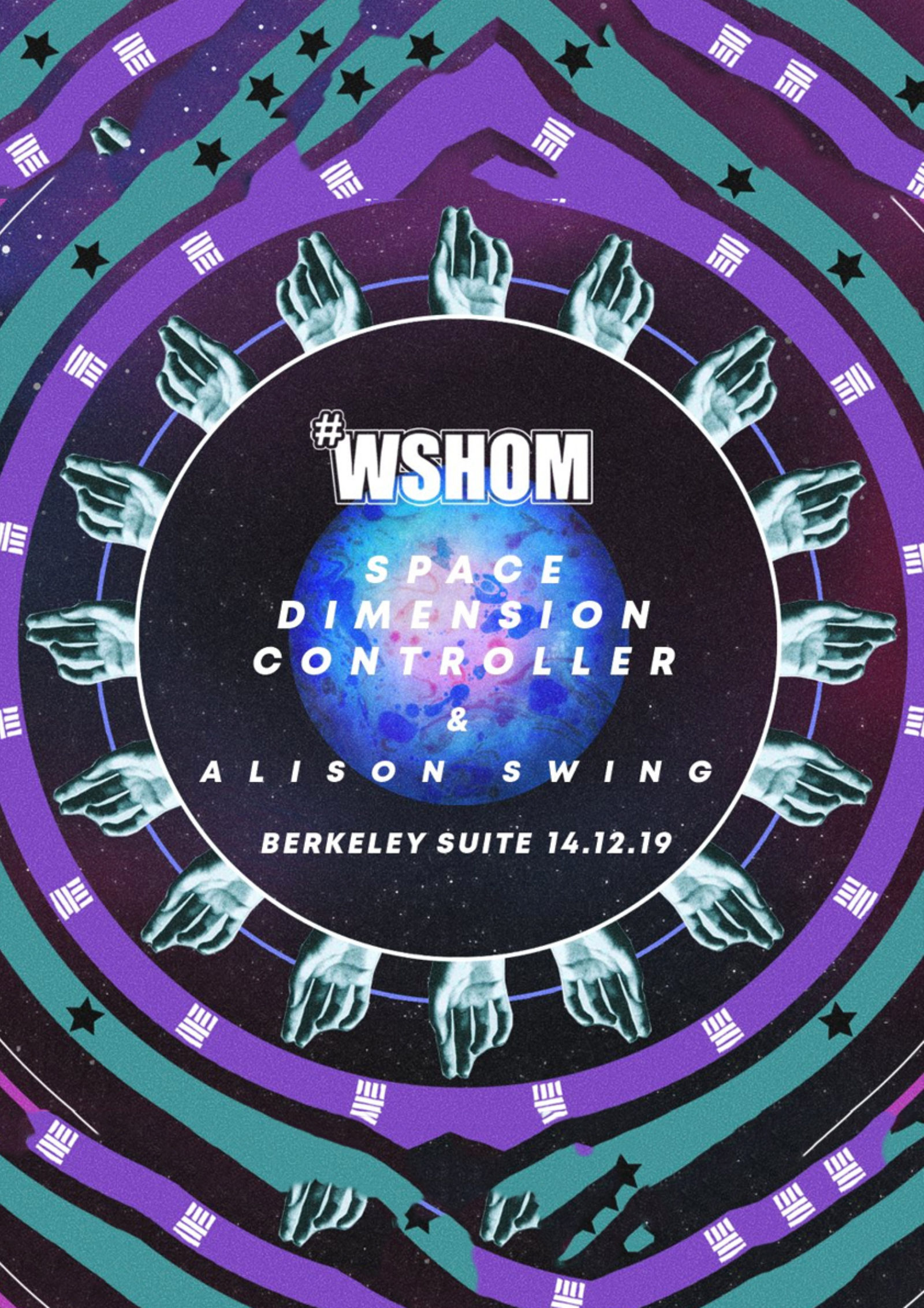 WSHOM with Space Dimension Controller